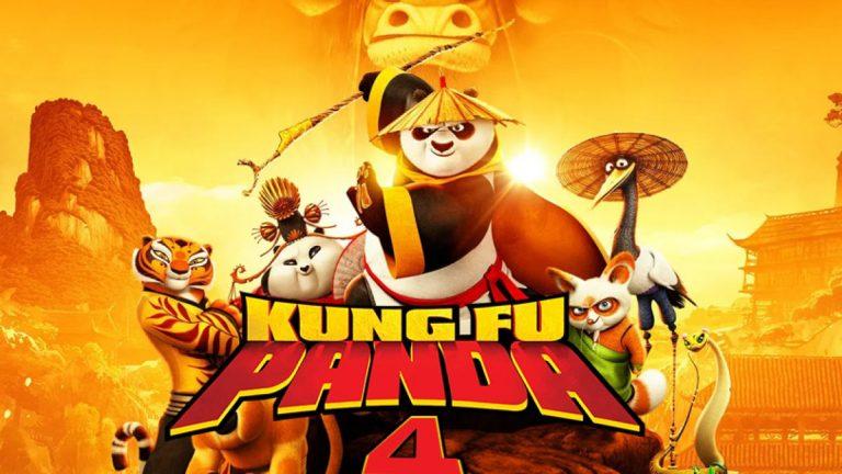Kung Fu Panda里的中华文化符号
