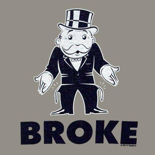 """""""Broke"""" Jokes"""