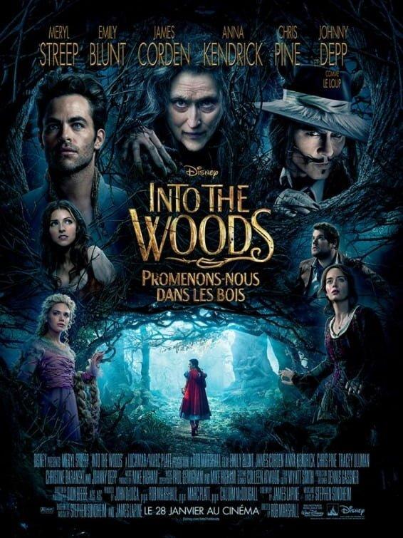 入木三分的《Into the Woods》