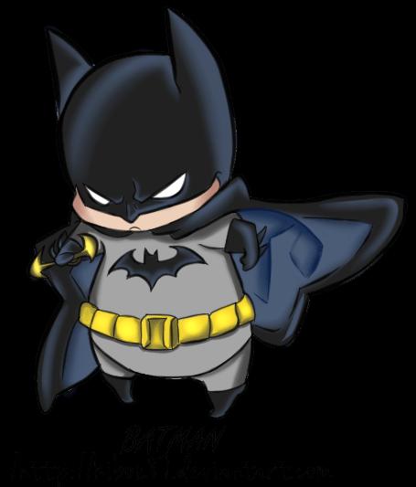Batman难为