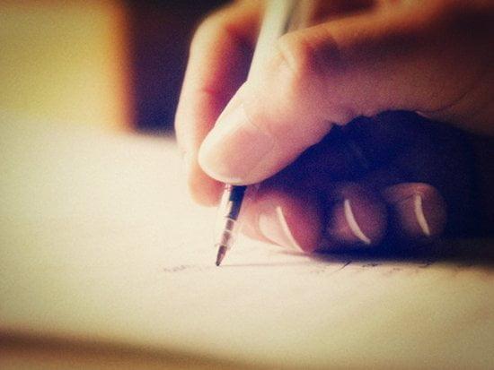从作文到散文的一小步