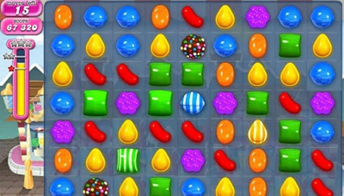干嘛为 Candy Crush自杀?!