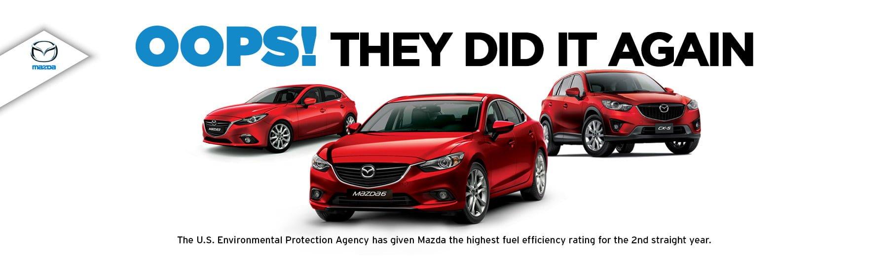Mazda - Good Cars, Insulting Dealership