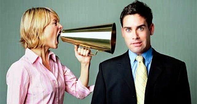 怎样请女人闭嘴?
