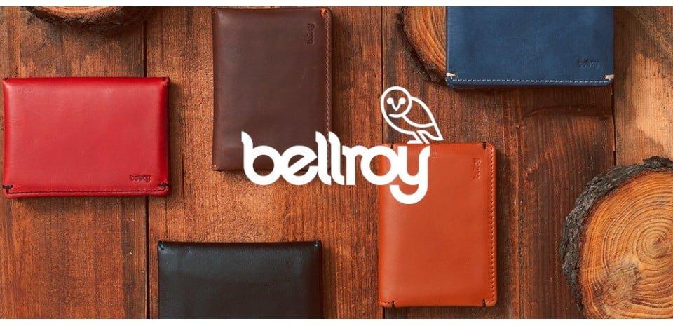 为什么我坚持用Bellroy钱包