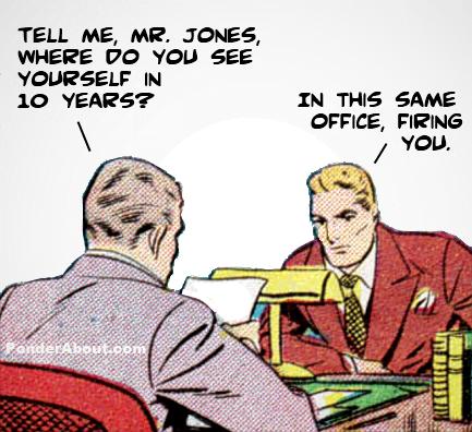 十分钟搞懂求职的低级错误