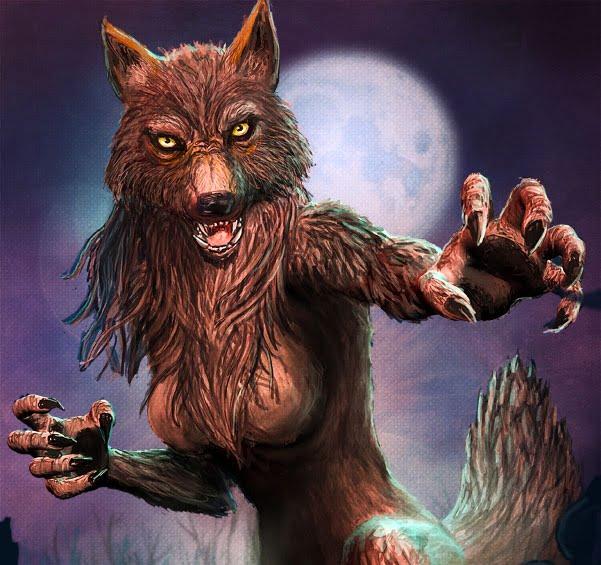 人狼是这样来的
