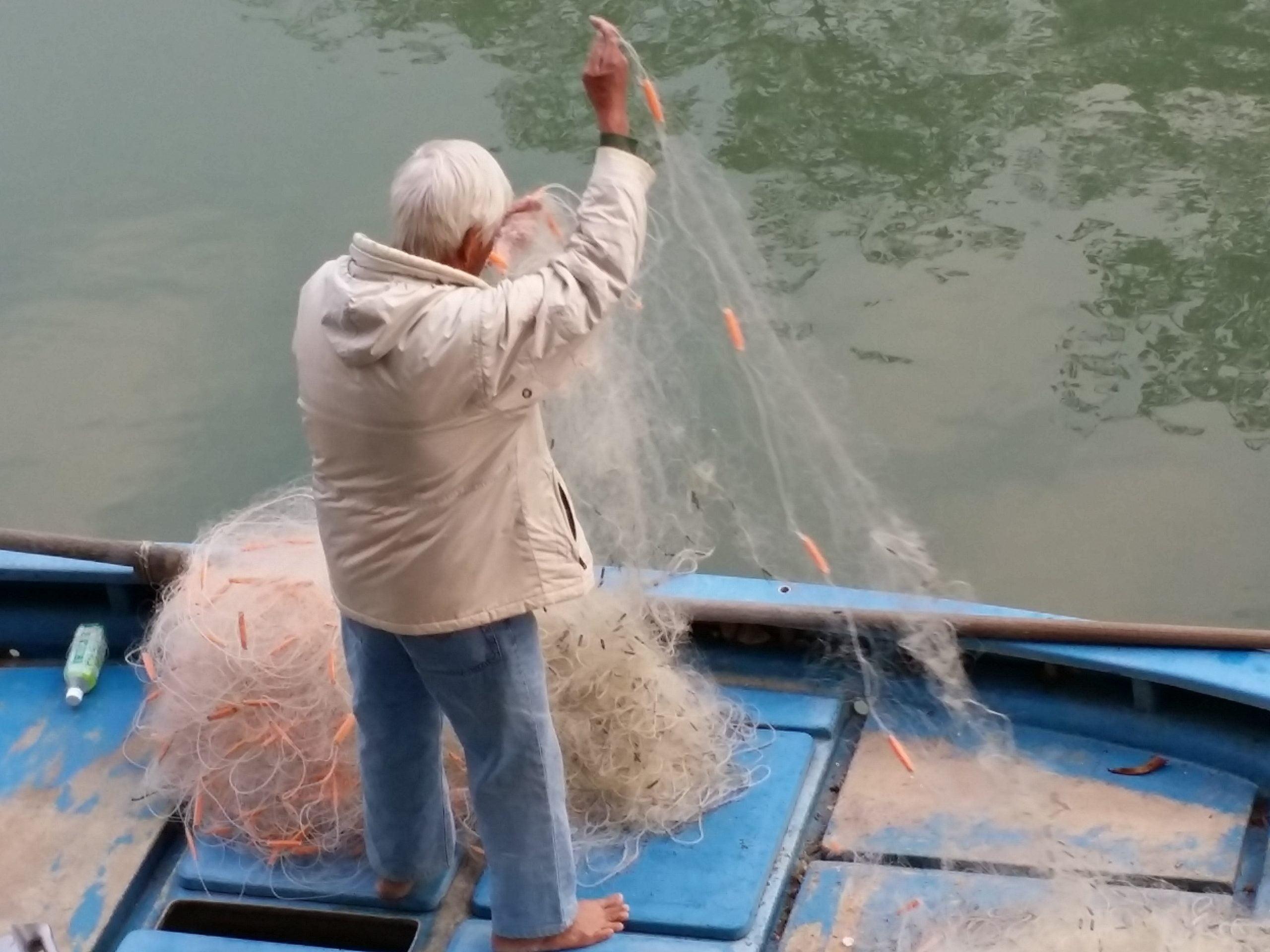 考伯非不能去钓鱼
