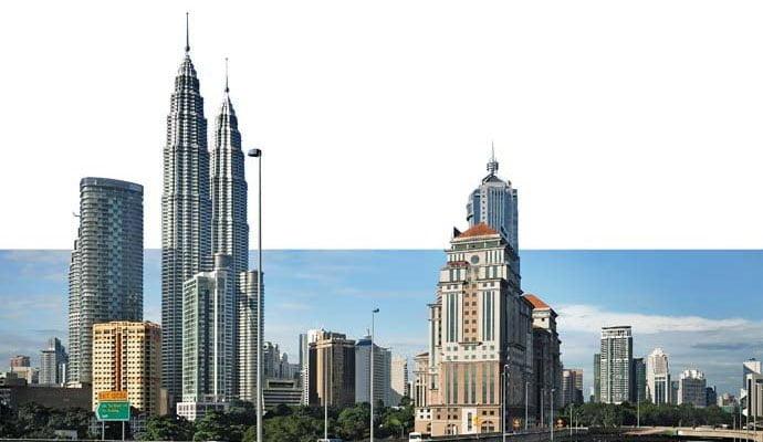 图蓝吉隆坡蓝图
