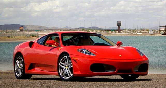 突然买得起Ferrari