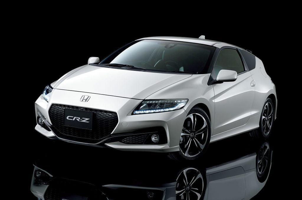 Honda CRZ – 从喜欢Hybrid 到不喜欢Hybrid
