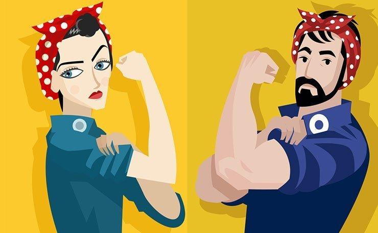 为什么我害怕女性主义者