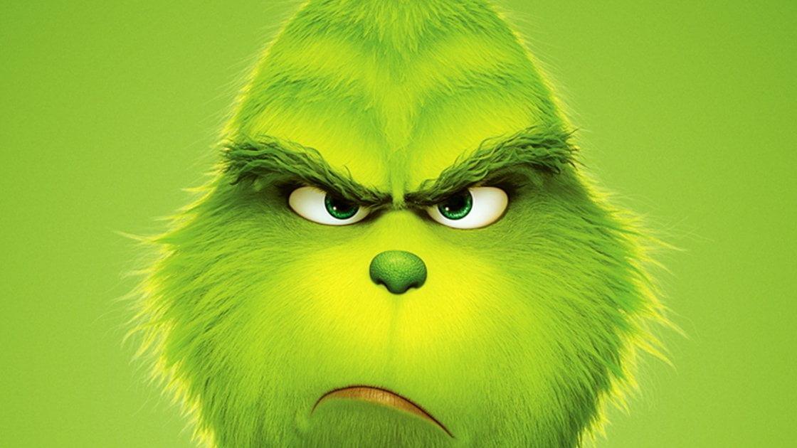原来不只我是Grinch!