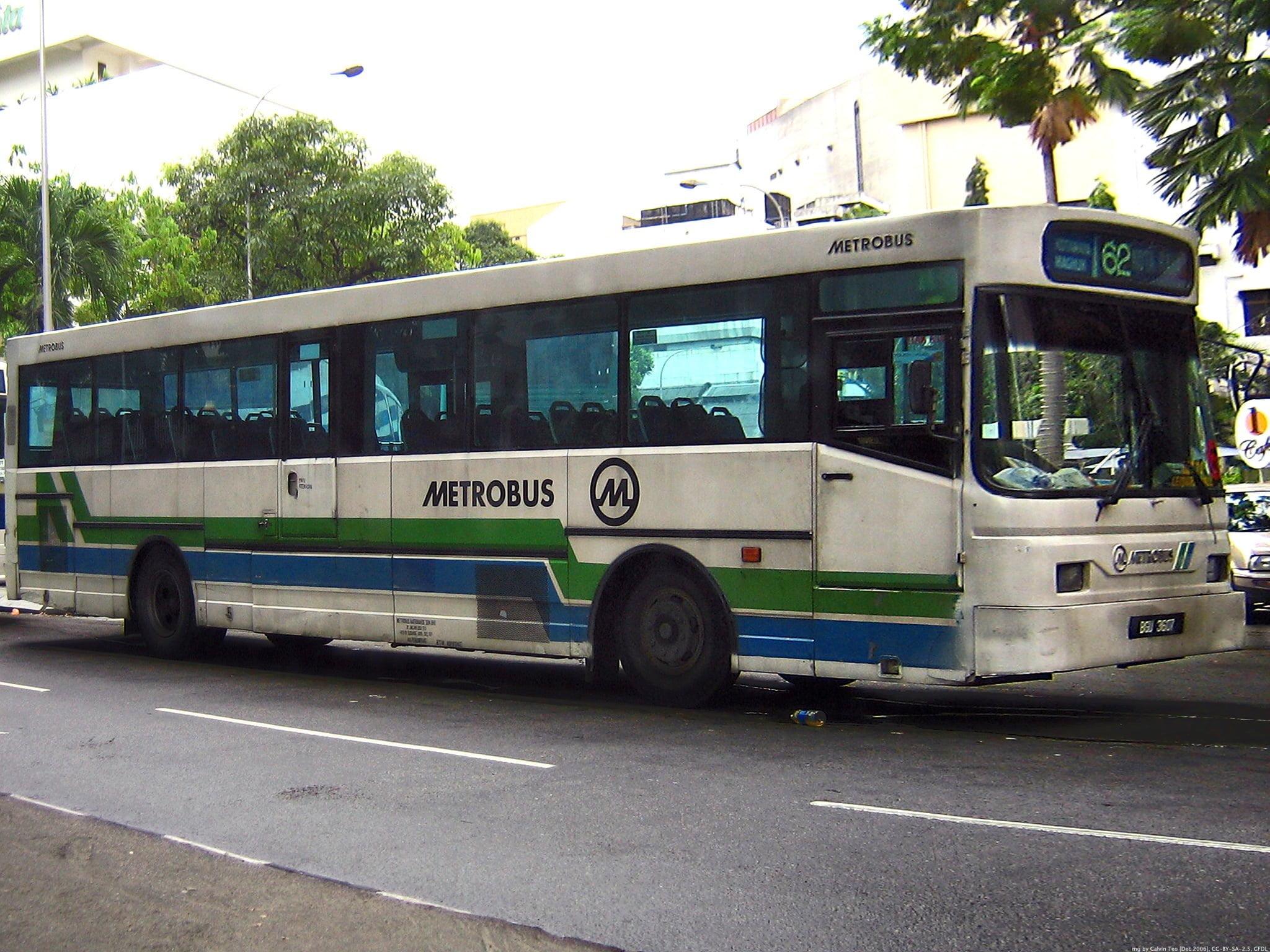 我出生在Bus车上