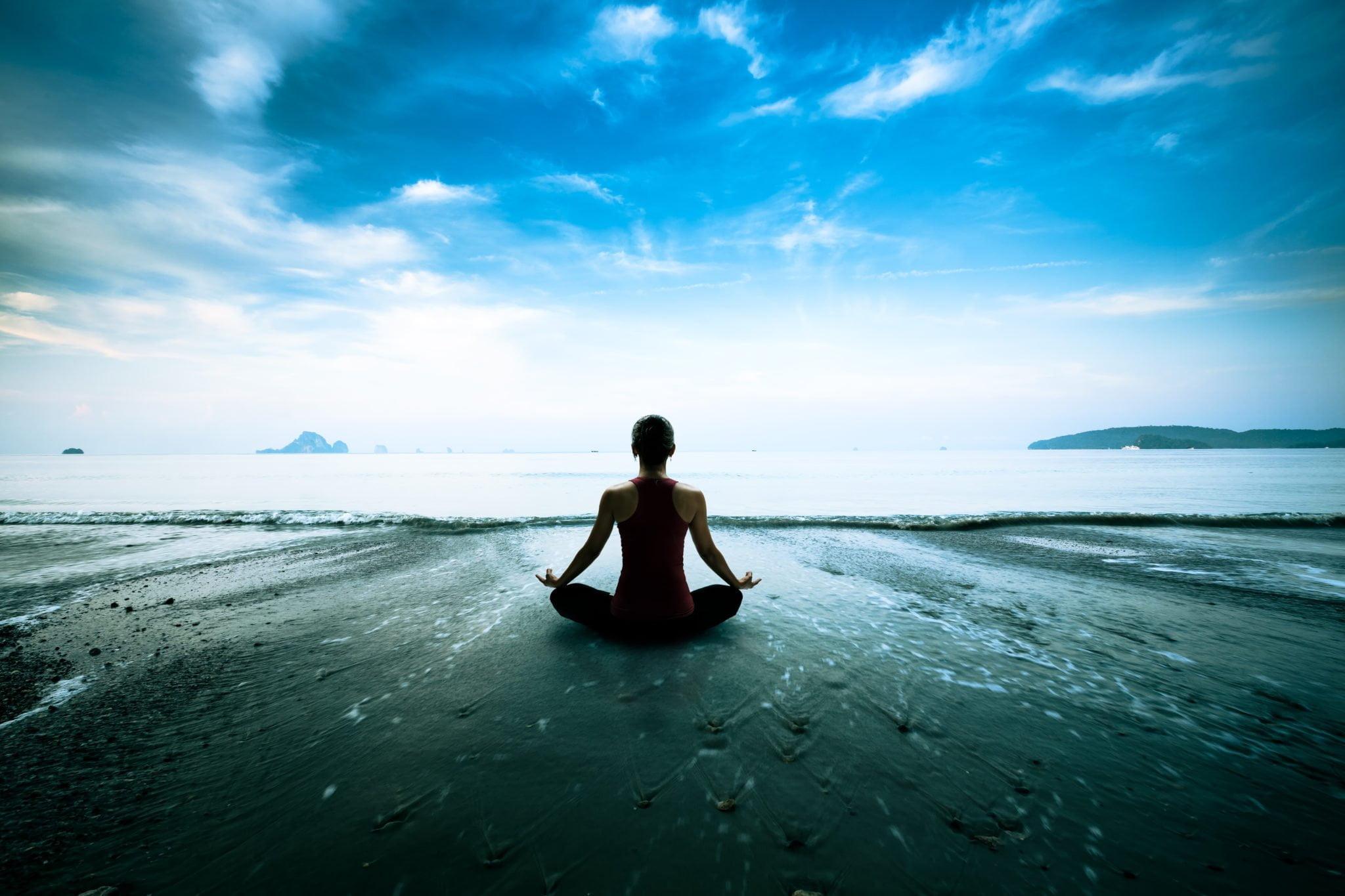 冥想怎会有用?