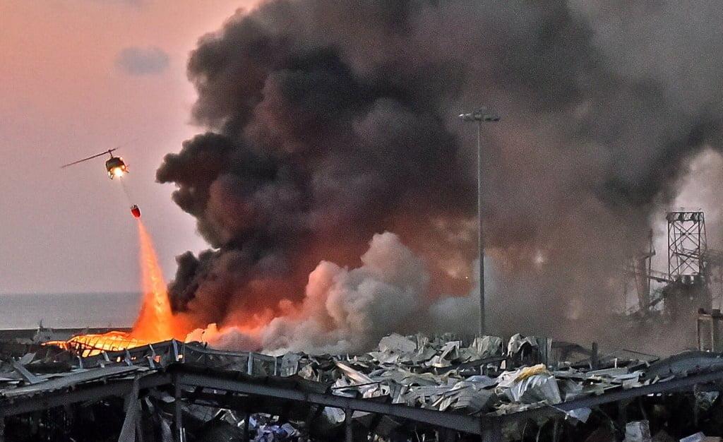 黎巴嫩大爆炸和我们有何关系