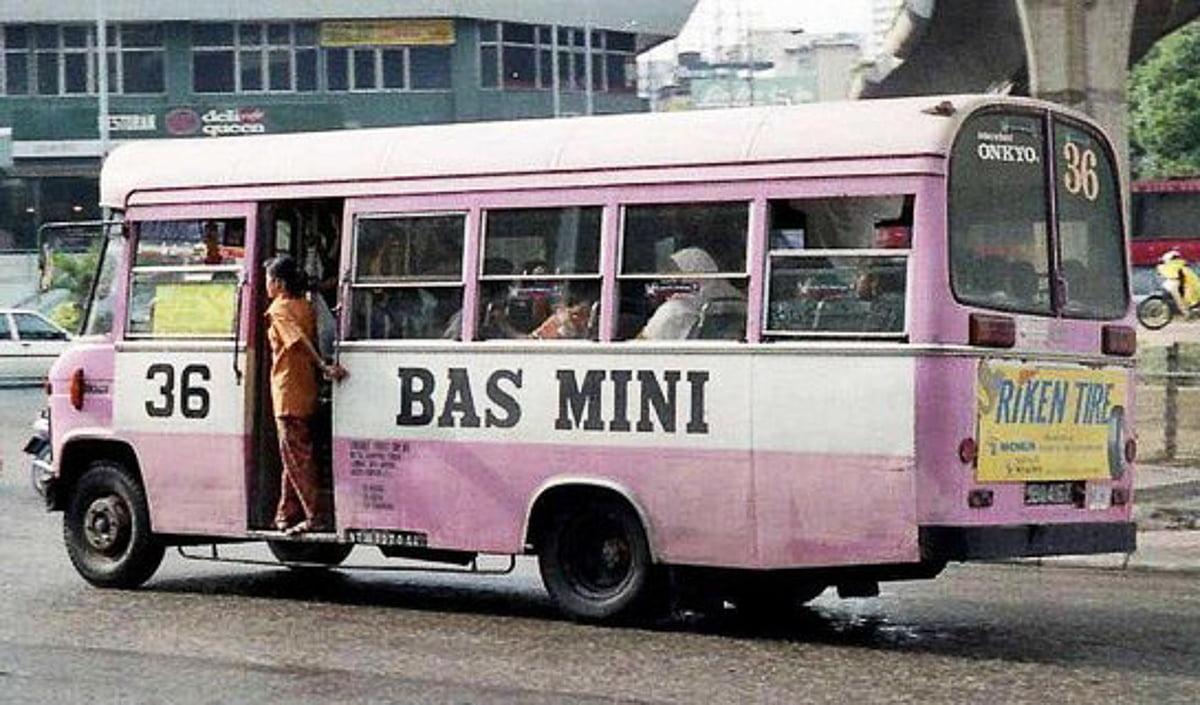 一辆巴士的故事