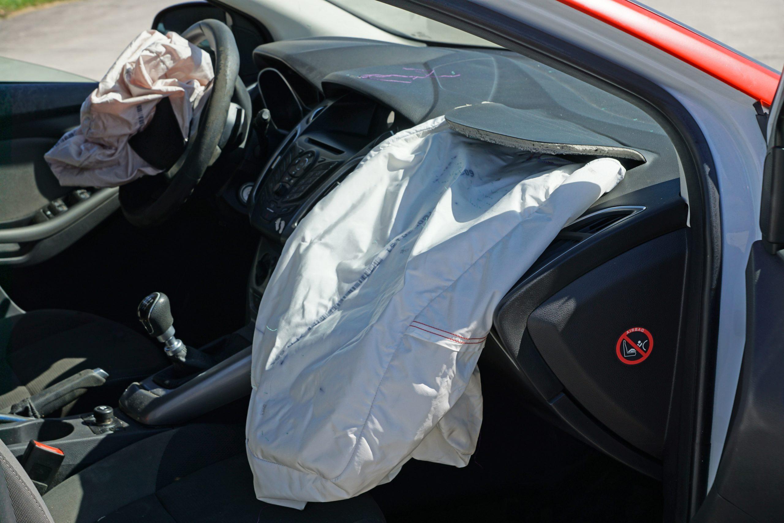 crash test, collision, 60 km h