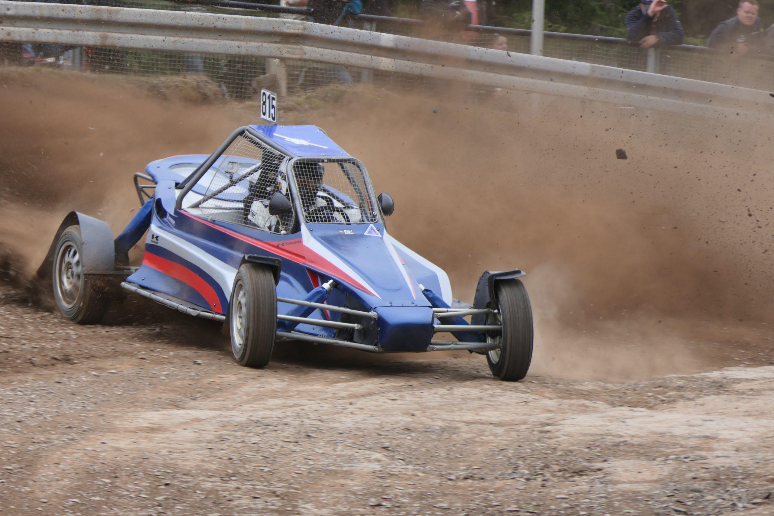 motorsport, autocross, race