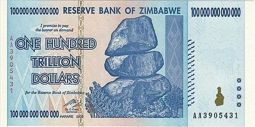 印钞票救国?
