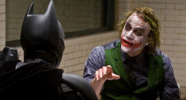 如果蝙蝠侠和小丑同流合巫