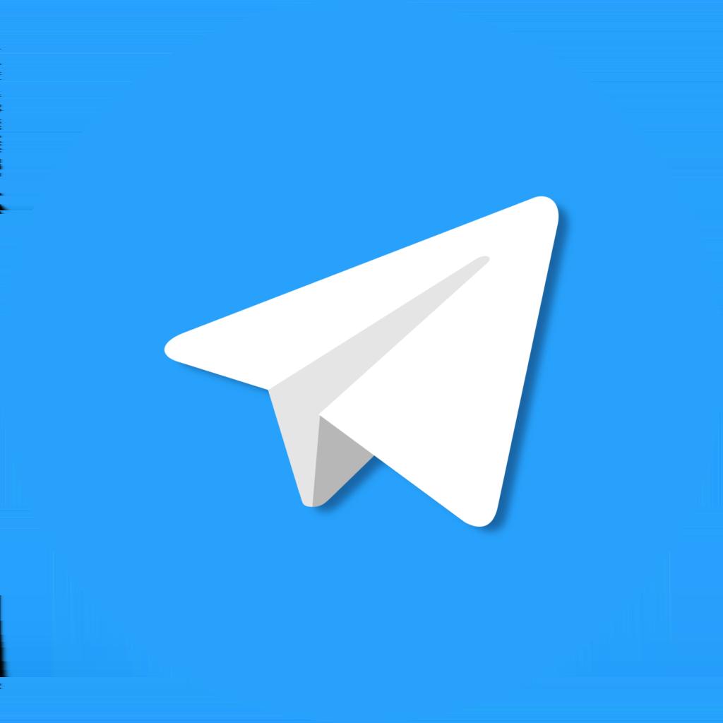 telegram, app, logo