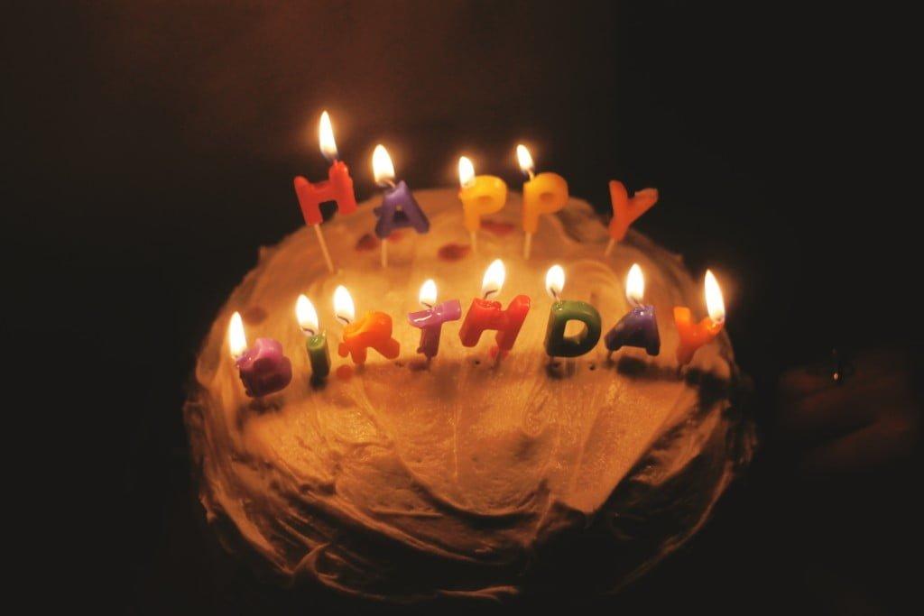 忘记我的生日